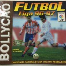 Coleccionismo deportivo: ALBUM CROMOS FUTBOL LIGA 96 97 1996 1997 CON 137 CROMOS, VER FOTOS.. Lote 73660945