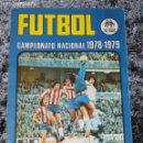 Coleccionismo deportivo: RUIZ ROMERO 1978-1979 ALBUM PLANCHA NUEVO VACIO SIN CROMOS. LIGA FUTBOL 78-79. Lote 74224271