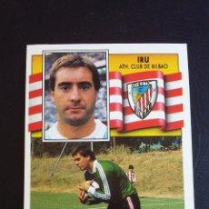 Coleccionismo deportivo: ESTE 90/91 1990 1991 - IRU - ATHLETIC CLUB DE BILBAO ( DESPEGADO ) . Lote 74639451