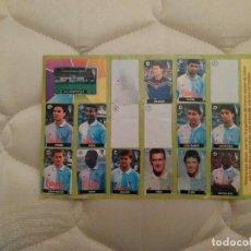 Coleccionismo deportivo: ÁLBUM COMPOSTELA 1996-1997 CHICLE VIDAL LA LIGA DE LAS ESTRELLAS 96-97 (INCOMPLETO). Lote 74757063