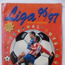 Coleccionismo deportivo: ALBUM FUTBOL - LIGA 1996-1997 96-97 - PANINI - VER DESCRIPCION Y FOTOS. Lote 108867635