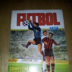 Coleccionismo deportivo: ALBUM VACIO FUTBOL 1973 1974 73 74 RUIZ ROMERO CAMPEONATO NACIONAL DE LIGA. Lote 75586675