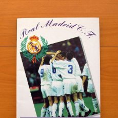 Coleccionismo deportivo: REAL MADRID - MAGIC BOX 1994-1995, 94-95 - ÁLBUM DE CROMOS. Lote 75610319
