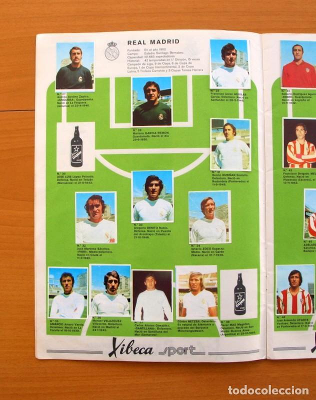Coleccionismo deportivo: Xibeca sport - Cervezas Damm 1974 - Álbum, Los equipos de 1ª División y las 16 Selecciones de Munich - Foto 5 - 75611331