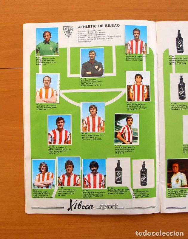 Coleccionismo deportivo: Xibeca sport - Cervezas Damm 1974 - Álbum, Los equipos de 1ª División y las 16 Selecciones de Munich - Foto 7 - 75611331