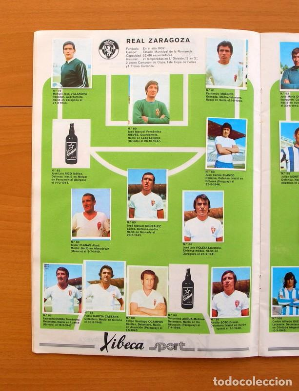 Coleccionismo deportivo: Xibeca sport - Cervezas Damm 1974 - Álbum, Los equipos de 1ª División y las 16 Selecciones de Munich - Foto 9 - 75611331