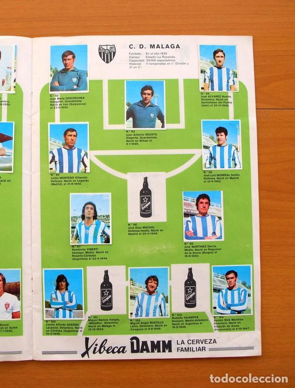 Coleccionismo deportivo: Xibeca sport - Cervezas Damm 1974 - Álbum, Los equipos de 1ª División y las 16 Selecciones de Munich - Foto 10 - 75611331