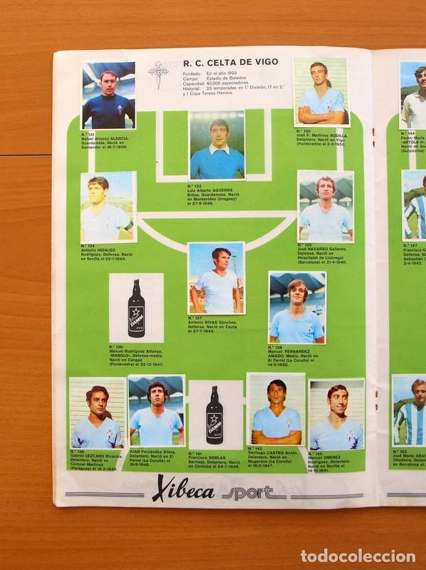 Coleccionismo deportivo: Xibeca sport - Cervezas Damm 1974 - Álbum, Los equipos de 1ª División y las 16 Selecciones de Munich - Foto 13 - 75611331