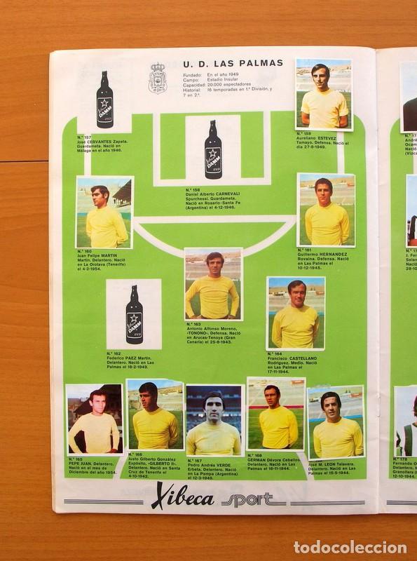 Coleccionismo deportivo: Xibeca sport - Cervezas Damm 1974 - Álbum, Los equipos de 1ª División y las 16 Selecciones de Munich - Foto 15 - 75611331