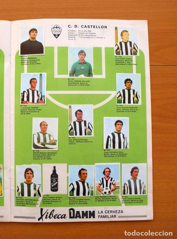 Coleccionismo deportivo: Xibeca sport - Cervezas Damm 1974 - Álbum, Los equipos de 1ª División y las 16 Selecciones de Munich - Foto 16 - 75611331