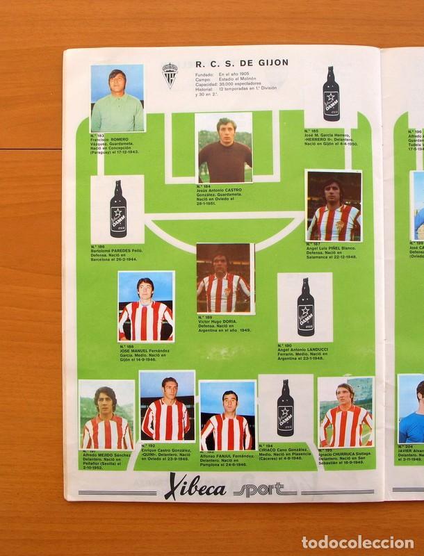 Coleccionismo deportivo: Xibeca sport - Cervezas Damm 1974 - Álbum, Los equipos de 1ª División y las 16 Selecciones de Munich - Foto 17 - 75611331