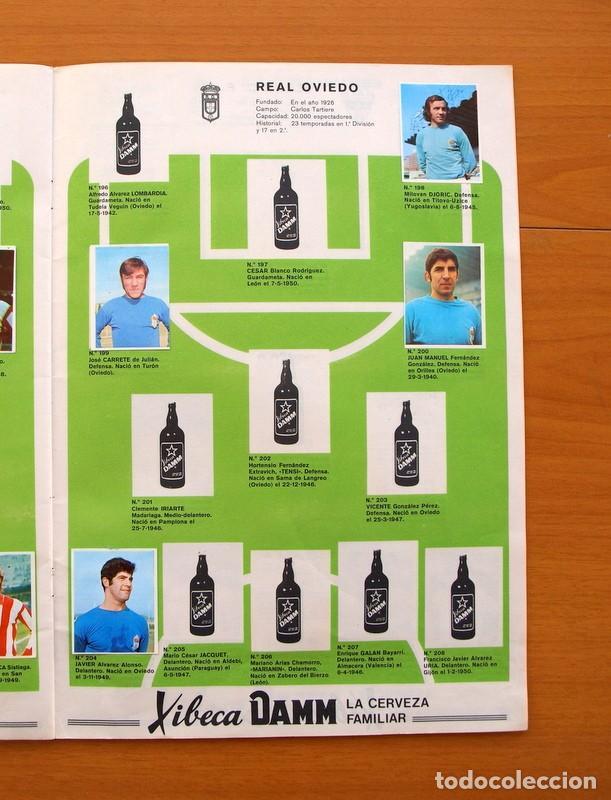 Coleccionismo deportivo: Xibeca sport - Cervezas Damm 1974 - Álbum, Los equipos de 1ª División y las 16 Selecciones de Munich - Foto 18 - 75611331