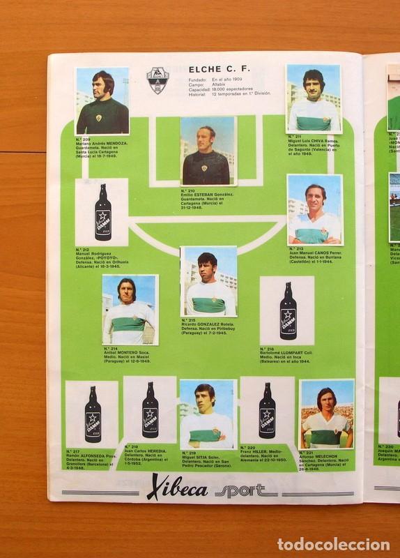 Coleccionismo deportivo: Xibeca sport - Cervezas Damm 1974 - Álbum, Los equipos de 1ª División y las 16 Selecciones de Munich - Foto 19 - 75611331