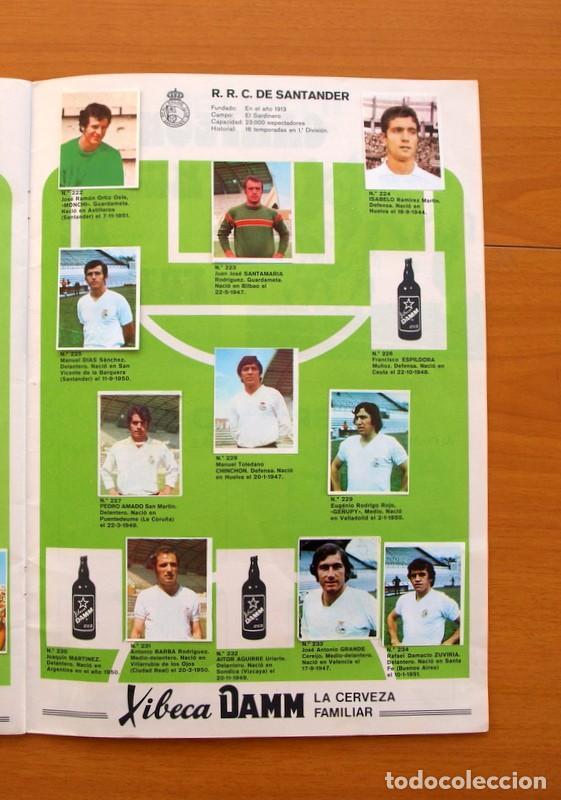 Coleccionismo deportivo: Xibeca sport - Cervezas Damm 1974 - Álbum, Los equipos de 1ª División y las 16 Selecciones de Munich - Foto 20 - 75611331