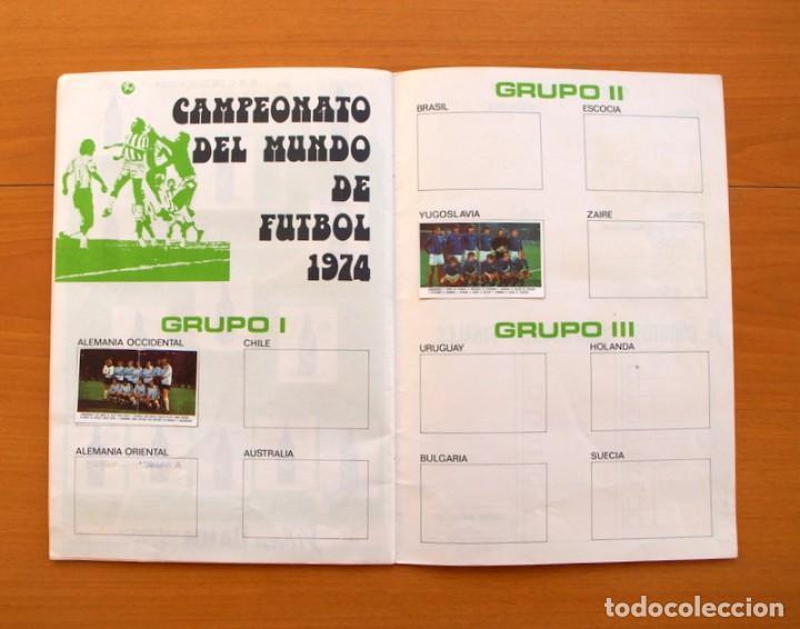 Coleccionismo deportivo: Xibeca sport - Cervezas Damm 1974 - Álbum, Los equipos de 1ª División y las 16 Selecciones de Munich - Foto 21 - 75611331