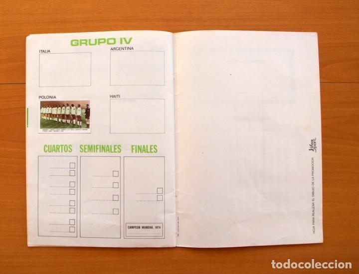 Coleccionismo deportivo: Xibeca sport - Cervezas Damm 1974 - Álbum, Los equipos de 1ª División y las 16 Selecciones de Munich - Foto 22 - 75611331