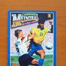 Coleccionismo deportivo: CAMPEONATO MUNDIAL DE FUTBOL USA 94 - EDICIONES ESTADIO. Lote 75683423