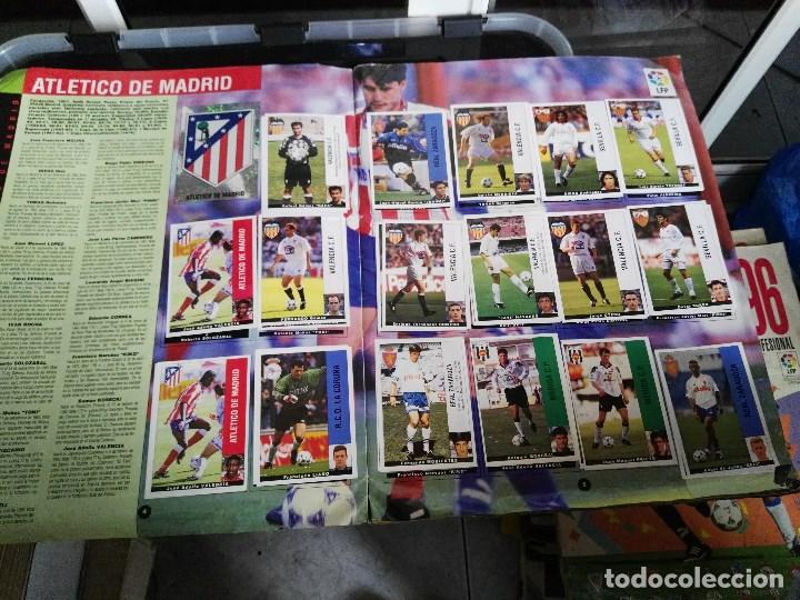 Coleccionismo deportivo: album cromos liga 95 - 96 1995 - 1996 panini - Foto 2 - 75794599