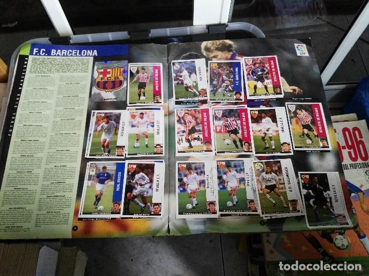 Coleccionismo deportivo: album cromos liga 95 - 96 1995 - 1996 panini - Foto 3 - 75794599