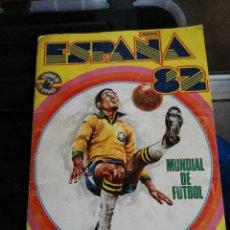 Coleccionismo deportivo: ALBUM CROMOS MUNDIAL ESPAÑA 82 FHER CON 121. Lote 75860895