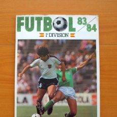 Coleccionismo deportivo: FÚTBOL 83-84, 1983-1984 - CROMOS CANO - A FALTA DE 17 CROMOS, VER FOTOS.. Lote 75965867