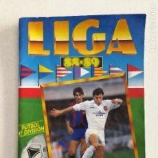 Coleccionismo deportivo: ÁLBUM FÚTBOL LIGA ESTE 88 89. Lote 76268379