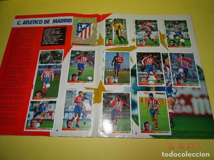 ALBUM DE FUTBOL * LOS MEJORES EQUIPOS DE EUROPA * 1996 - 1997 DE PANINI (Coleccionismo Deportivo - Álbumes y Cromos de Deportes - Álbumes de Fútbol Incompletos)