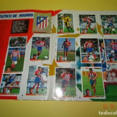 Coleccionismo deportivo: ALBUM DE FUTBOL * LOS MEJORES EQUIPOS DE EUROPA * 1996 - 1997 DE PANINI. Lote 77844613