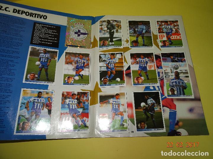 Coleccionismo deportivo: Album de Futbol * LOS MEJORES EQUIPOS DE EUROPA * 1996 - 1997 de PANINI - Foto 3 - 77844613