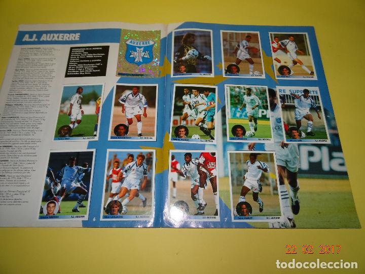 Coleccionismo deportivo: Album de Futbol * LOS MEJORES EQUIPOS DE EUROPA * 1996 - 1997 de PANINI - Foto 5 - 77844613