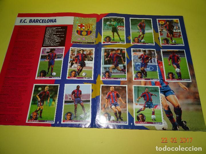 Coleccionismo deportivo: Album de Futbol * LOS MEJORES EQUIPOS DE EUROPA * 1996 - 1997 de PANINI - Foto 6 - 77844613