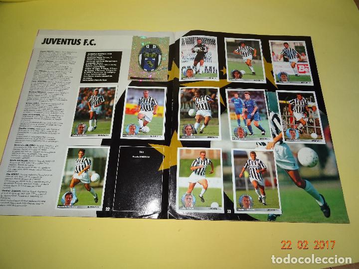 Coleccionismo deportivo: Album de Futbol * LOS MEJORES EQUIPOS DE EUROPA * 1996 - 1997 de PANINI - Foto 7 - 77844613