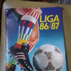 Coleccionismo deportivo: ALF ALBUM ESTE 86 87 1986 1987 INCOMPLETO + 220 CROMOS SUELTOS DIFERENTES. Lote 79131781