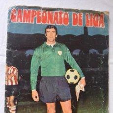 Coleccionismo deportivo: ALBUM CROMOS FUTBOL CAMPEONATO DE LIGA 1975/76 DISGRA. Lote 79799493