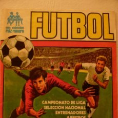 Coleccionismo deportivo: ALBUM CROMOS RUIZ ROMERO 1972 1973 72 73 ALBUM IMCOMPLETO. Lote 80392889