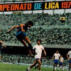Coleccionismo deportivo: ÁLBUM LIGA 73-74 - DISGRA - FHER - INCOMPLETO. Lote 81578800