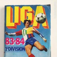 Coleccionismo deportivo: ALBUM FÚTBOL LIGA ESTE 83 84. Lote 82313324
