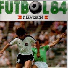 Coleccionismo deportivo: FÚTBOL 83-84 - 1ª DIVISIÓN - CROMOS CANO 84 VACIO ¡¡¡OJO!!!. Lote 82363416