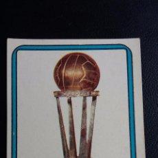 Coleccionismo deportivo: FÚTBOL 75/76 - EDICIONES VULCANO - 300 COPA INTERCONTINENTAL - ( NUNCA PEGADO ). Lote 82896216