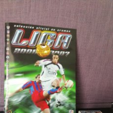 Coleccionismo deportivo: ALBUM FUTBOL LIGA ESTE 06 07 2006 2007. Lote 83130220