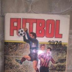 Coleccionismo deportivo: CAMPEONATOS NACIONALES DE FÚTBOL 1973 1974. RUIZ ROMERO. Lote 83156744