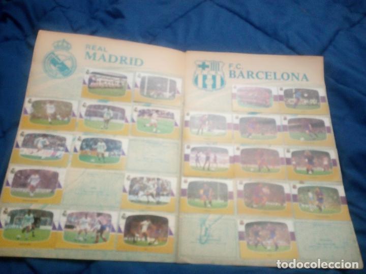 Coleccionismo deportivo: ALBUM DE LA LIGA 1984-85 DE CROMOS CANO,CON 28 FICHAJES - Foto 2 - 83268656