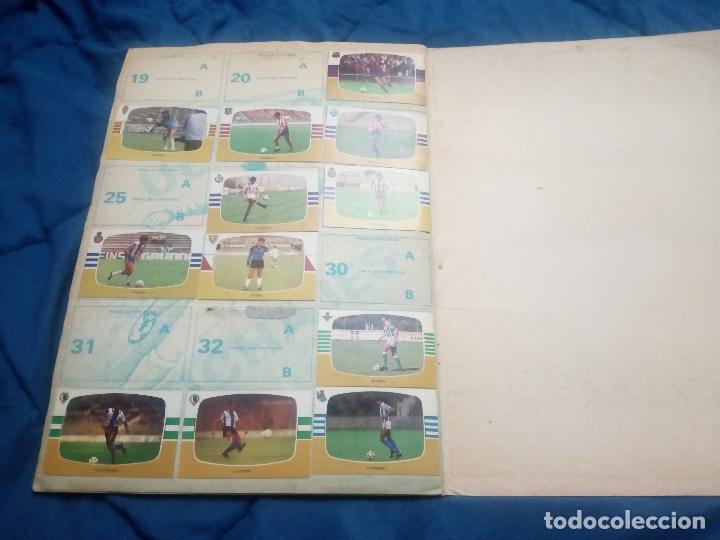 Coleccionismo deportivo: ALBUM DE LA LIGA 1984-85 DE CROMOS CANO,CON 28 FICHAJES - Foto 4 - 83268656