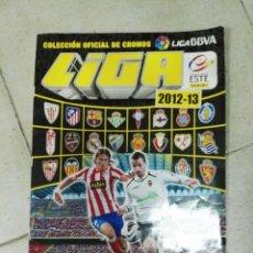 Coleccionismo deportivo: ALBUM CROMOS LIGA ESTE 2012 - 2013 12 - 13 CON 282. Lote 83495192