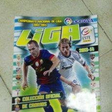 Coleccionismo deportivo: ALBUM CROMOS LIGA ESTE 2013 - 2014 VACIO. Lote 83495312