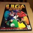 Coleccionismo deportivo: ESTE 98-99 ÁLBUM MUY COMPLETO CON CROMOS MUY BUENOS (VER FOTOS). Lote 83831220