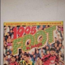 Coleccionismo deportivo: ALBUM FOOT EN IMAGES 1995 (VACIO). Lote 83882000