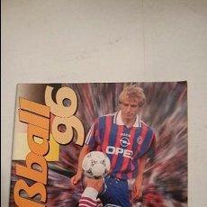 Coleccionismo deportivo: ALBUM FUTBBALL 96 BUNDESLIGA (VACIO). Lote 83882140