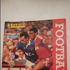 Coleccionismo deportivo: ALBUM PREMIER FOOTBALL 90 (VACIO). Lote 83882416