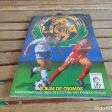 Collezionismo sportivo: ALBUM DE FUTBOL DE EDICIONES ESTE TEMPORADA 1996 1997 96 97. Lote 83927100